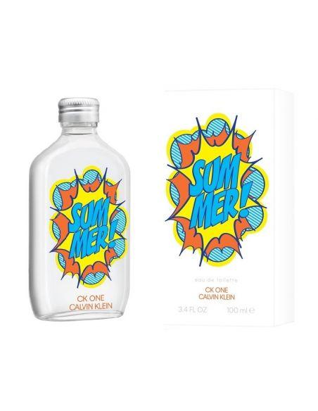 CK One Summer 2019 Eau de Toilette 100 ml