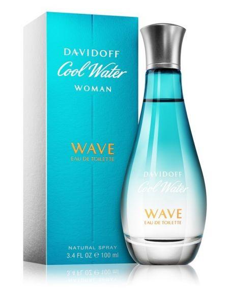 Cool Water Wave Woman Eau de Toilette 50 ml
