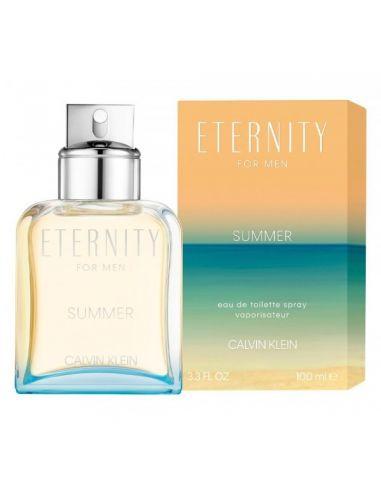 Calvin Klein Eternity Summer For Men 2019 Eau de Toilette 100 ml