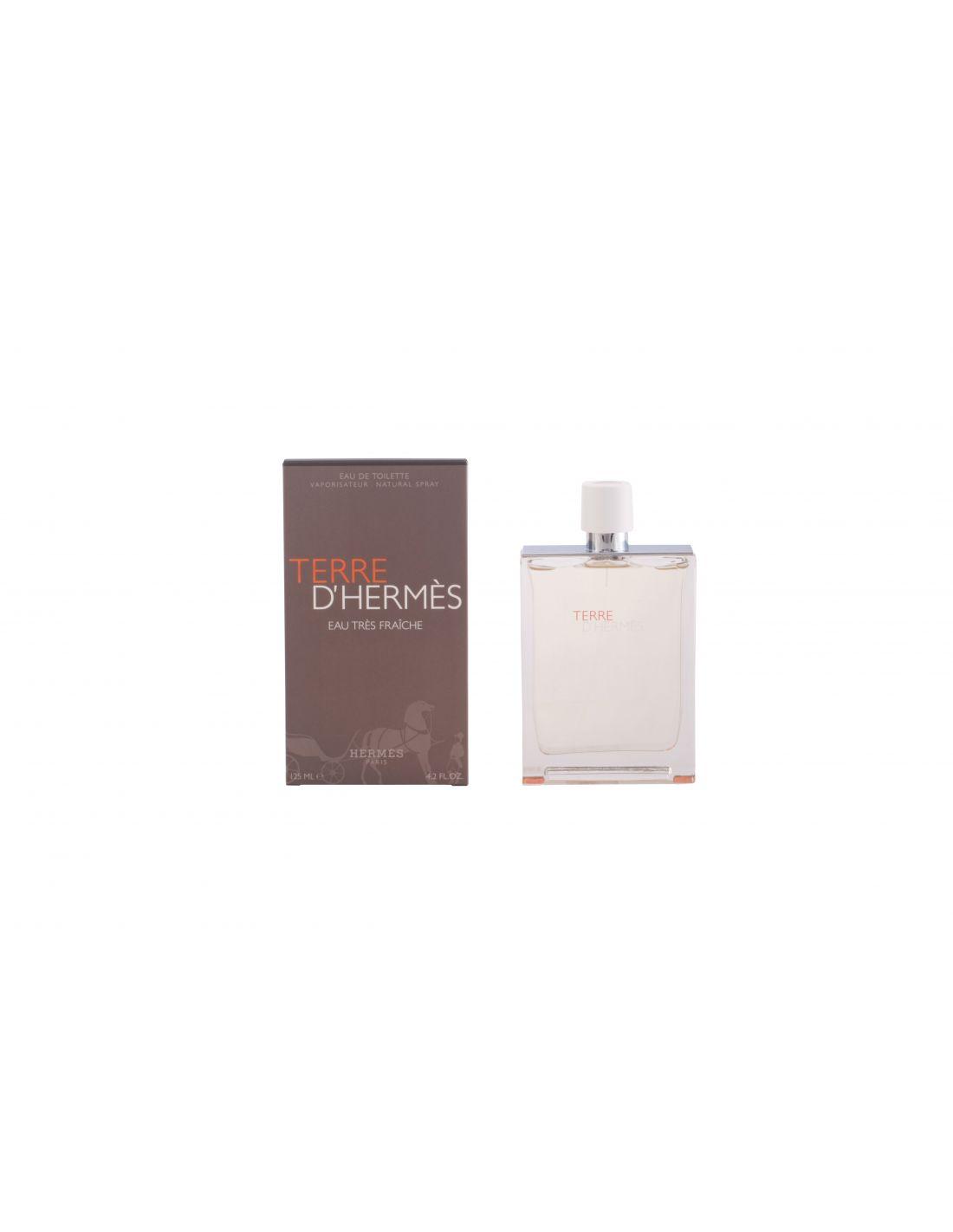 perfume terre d 39 herm s eau tres fraiche eau de toilette 125 ml perfumes 24. Black Bedroom Furniture Sets. Home Design Ideas