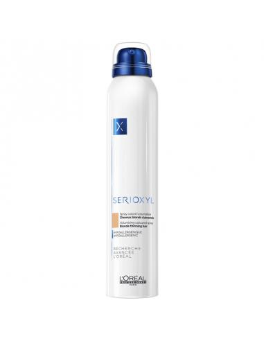 Serioxyl Volume Spray Color Blonde...