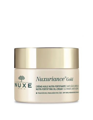 Nuxe Nuxuriance Gold Crème Huile...