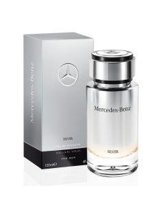Mercedes-Benz Silver Man...