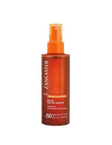 Lancaster Sun Beauty Dry Oil Fast Tan...