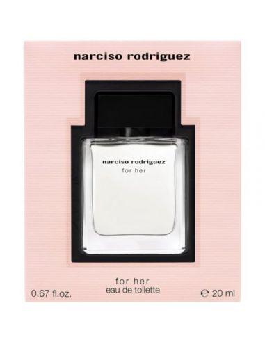 Narciso Rodriguez Eau de Toilette 20 ml