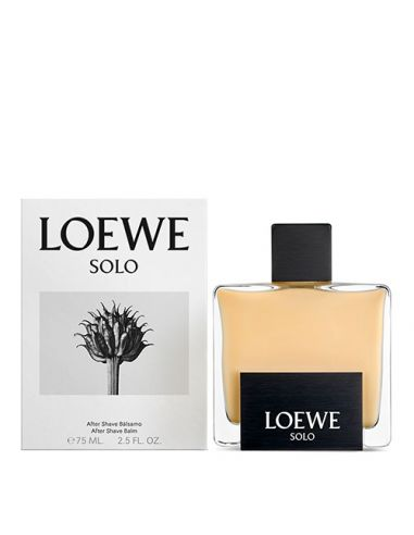Solo Loewe After Shave Balm 75 ml