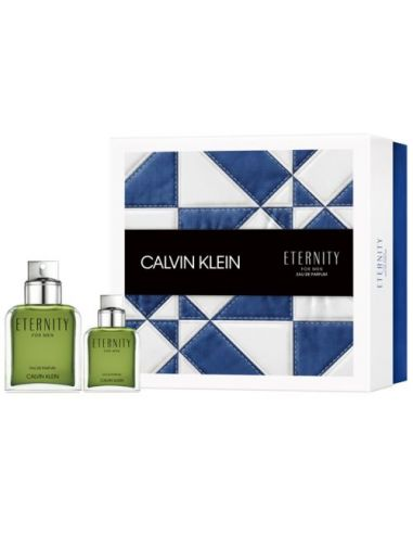 Coffret Calvin Klein Eternity For Men...
