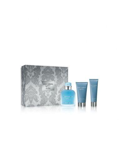 Coffret Dolce & Gabbana Light Blue...