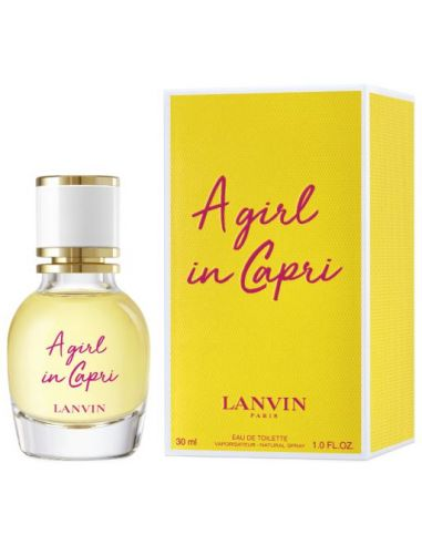 Lanvin A Girl in Capri Eau de...