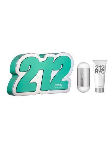 Coffret 212 Eau de Toilette 60 ml +...