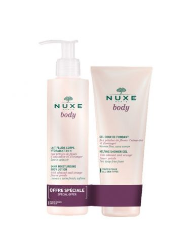 Nuxe Body 24HR Moisturizing Body...