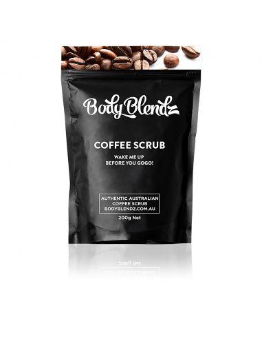 Body Blendz Coffee wake me up before...