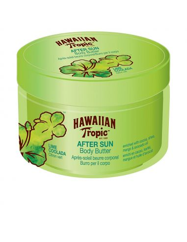Hawaiian Tropic After Sun Body Buttes...