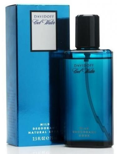 Cool Water Eau de Toilette 75 ml