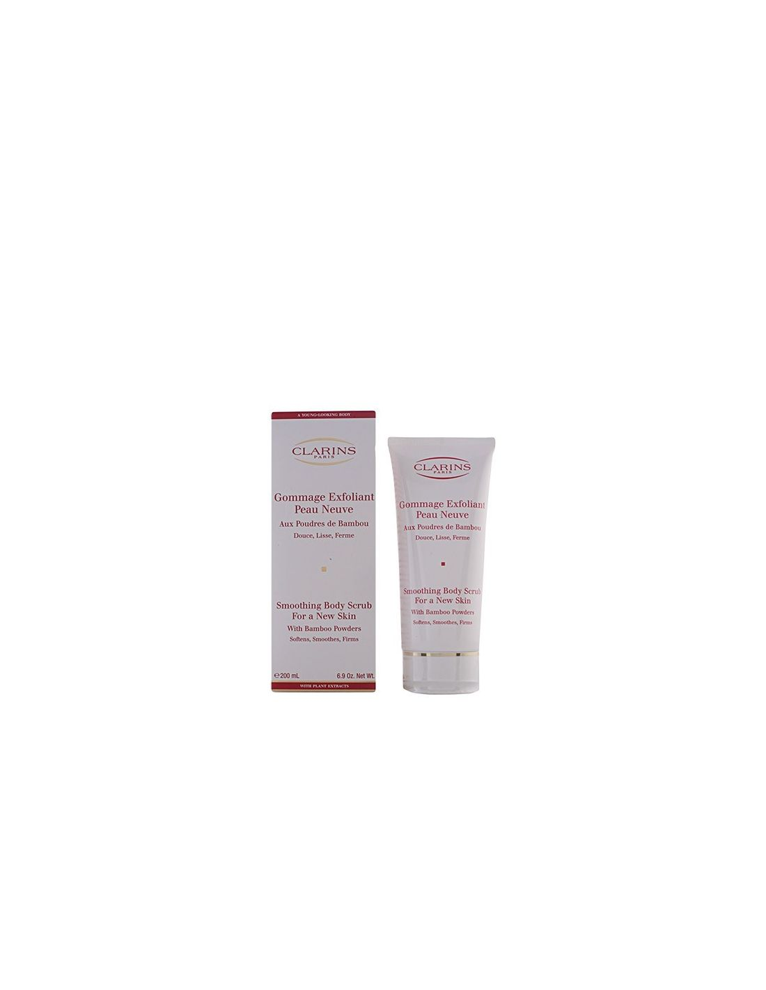 gommage clarins corps